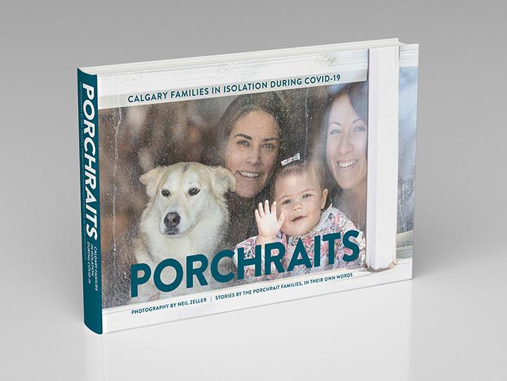 Porchraits Book