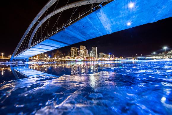 Neil Zeller Photography: Downtown Calgary &emdash; Ice, Ice, Calgary